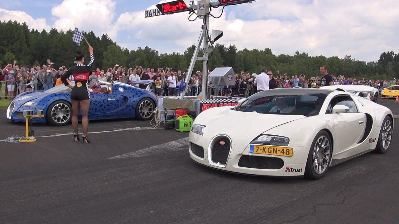 Bugatti Veyron 16.4 Grand Sport vs Bugatti Veyron 16.4 Grand Sport ...