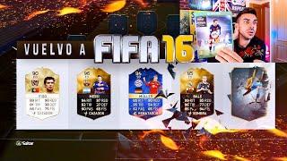 VUELVO A FIFA 16