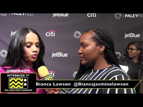 Bianca Lawson  Paleyfest 2018  Queen Sugar