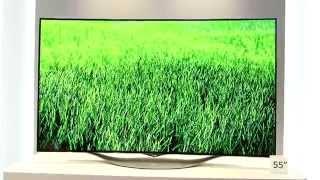 LG 55EC9300 OLED TV from IFA 2014