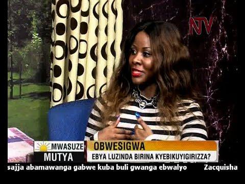 Desire Luzinda ku Mwasuze Mutya