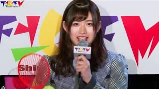 2018年6月21日放送 アシスタントMC:#佐藤朱( #AKB48 #Team8 ) #下...