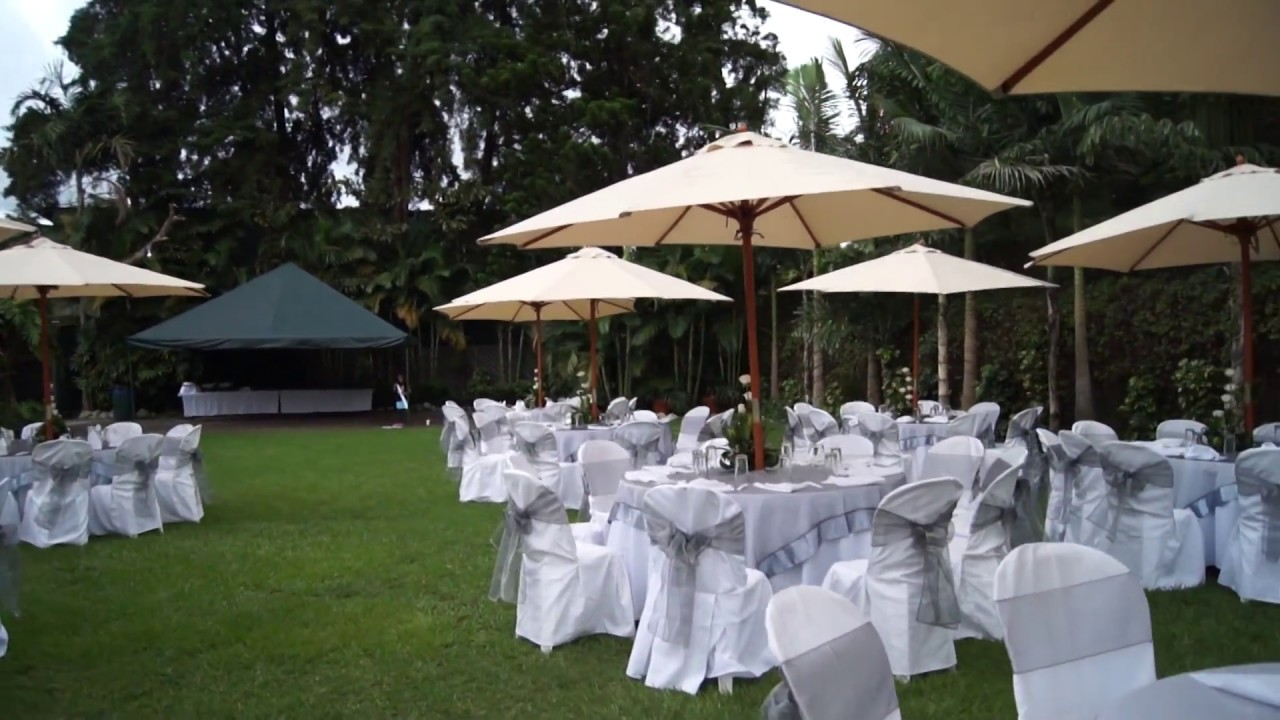 Alquifiestas y floristeria el mana decoracion boda - Decoracion de jardines para bodas ...