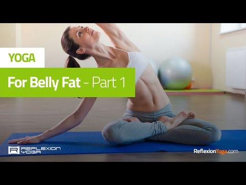 Yoga for Belly Fat Only 15 Minutes A Day!