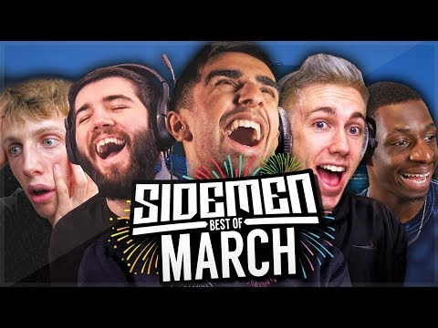 SIDEMEN BEST OF MARCH 2018