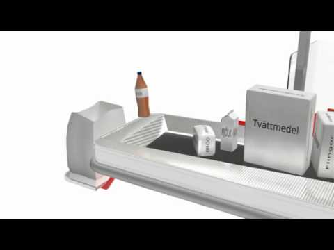 ROL presents CheckOut Counter CT-8000