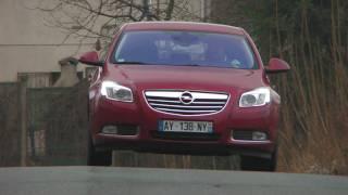 Essai Opel Insignia 2.0 CDTI 160 Cosmo Pack BVA 6