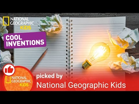 All About Cool Inventions! | Nat Geo Kids Cool Inventions Playlist