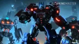 Клип на трансформеры падение кибертрона (мой клип)