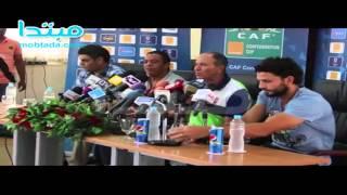 فيديو| مبروك: مواجهة الملعب المالى صعبة ونلعب للفوز فقط