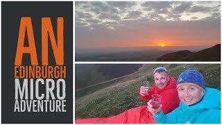 Micro Adventure, Edinburgh - June 2018, On the Adventure Trials Scotland