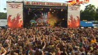 Fettes Brot - Nordisch by Nature (I like to move it-Version) - live @ Campus Invasion 2006