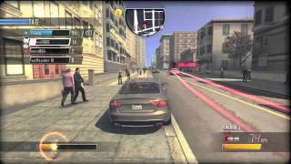 Driver San Francisco Commentary Online Multiplayer Tag Game Play