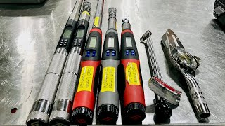 Torque Wrench Usage and History