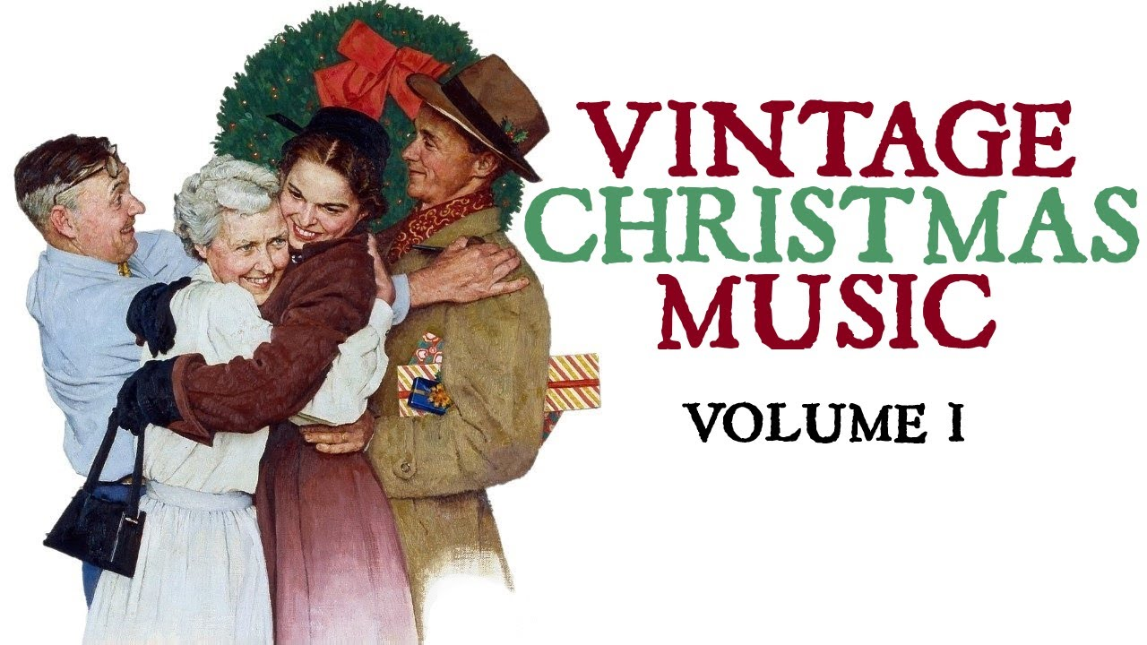 Vintage Christmas Music That S Not Overplayed Youtube