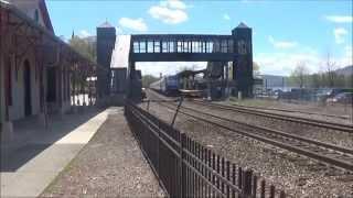 Metro North & Amtrak Railfanning at Peekskill (Read Desc)