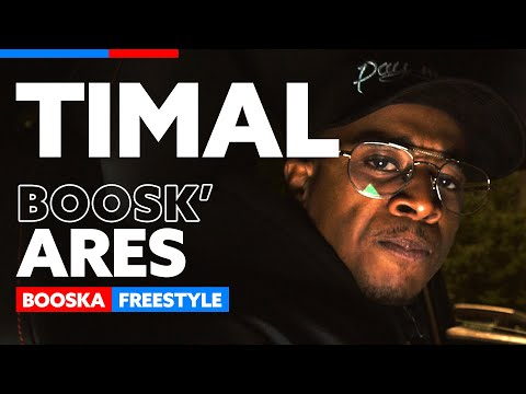 Youtube: Timal | Freestyle Boosk'Arès (One Shot)