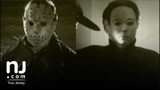 Slasher films, Friday the 13th and Halloween, films have N.J. roots