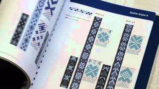 The Weaver's Inkle Pattern Directory - Vävstuga book preview