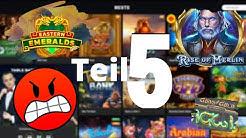 Online Casino Deutsch - Wie weit komme ich mit 60 € TEIL 5