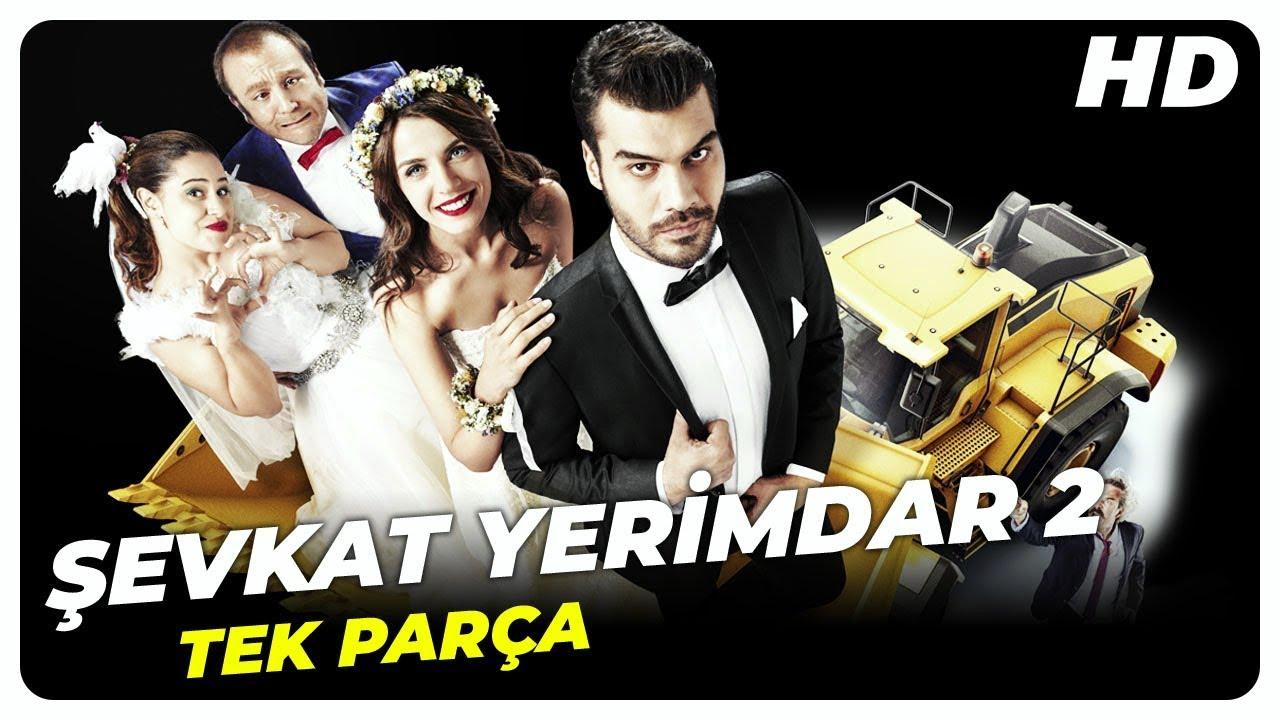 Şevkat Yerimdar 2   Türk Komedi Filmi Tek Parça (HD)