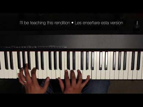 Silent Night • Noche de Paz (Piano Tutorial) Learn Quick
