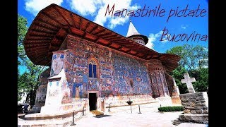 Prezentare video Bucovina - manastirile pictate, obiective turistice