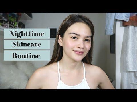 My Nighttime Skincare Routine! | Elisse Joson