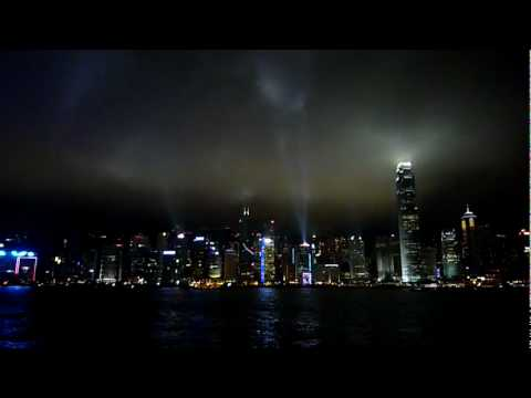Hong Kong 8pm - A Symphony of Lights (HD) 2010
