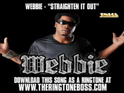 "Webbie - ""Straighten It Out (Prod By Pimp C)"" [ New Video + Lyrics + Download ]"