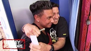 'Vinny & Pauly D Prank Deena' Official Throwback Clip | Jersey Shore | MTV