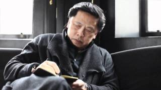 Exclusive video of John Jay on creativity