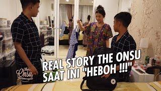 """Gambar cover The Onsu Family - Real Story The Onsu Saat Ini """"HEBOH!!"""""""