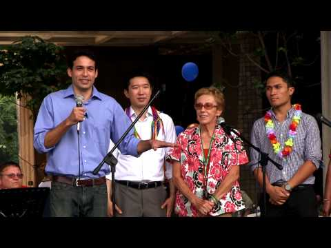 Hawaii State Representative Chris Lee - Love Makes A Family