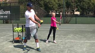 How To Hit Massive Forehand Topspin (TENFITMEN - Episode 17)