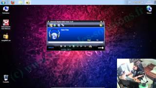 Présentation du programme Internet Digital Radio Tuner