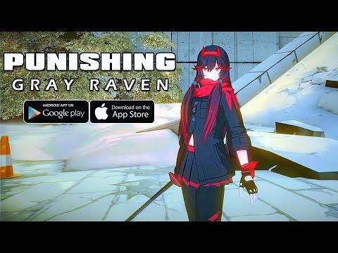 [Android/IOS] Punishing: Gray Raven - ARPG Anime Gameplay