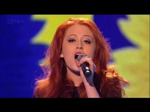 Janet Devlin lights up her hometown - The X Factor 2011 Live Show 8 (Full Version)