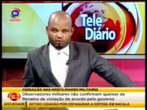 STV TeleDiario 02 02 2015