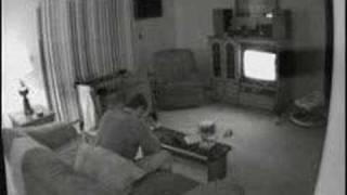 Dad caught on hidden camera shaking baby
