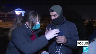 Hundreds Of Migrants Still Sleeping Rough In Paris Region Amid Covid-19