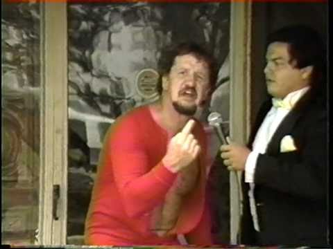 WWC: Terry Funk Interview (1986)