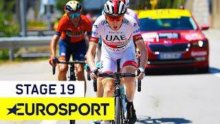 Samenvatting etappe 19 Tour de France 2019