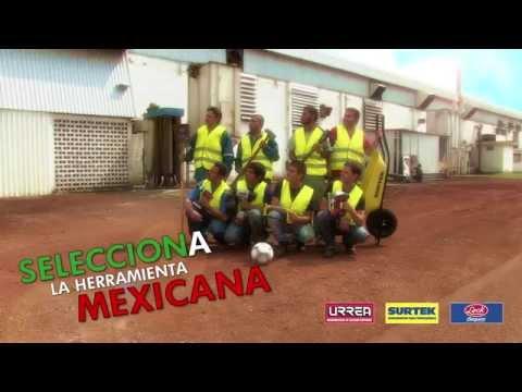 Selecciona la Herramienta Mexicana URREA México