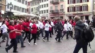 Flashmop Solothurn Sonntagsverkauf