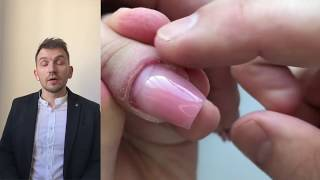 HARDEST CLIENT MADE MY BRAIN TO UPGRADE RUSSIAN STYLE MANICURE TECHNIQUE 💅NAILS TRANSFORMATION 2018
