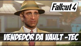 Fallout 4 - Vendedor da Vault-Tec Ficou Vivo?
