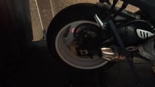 Suzuki Gsxr 600 k9 dyno test