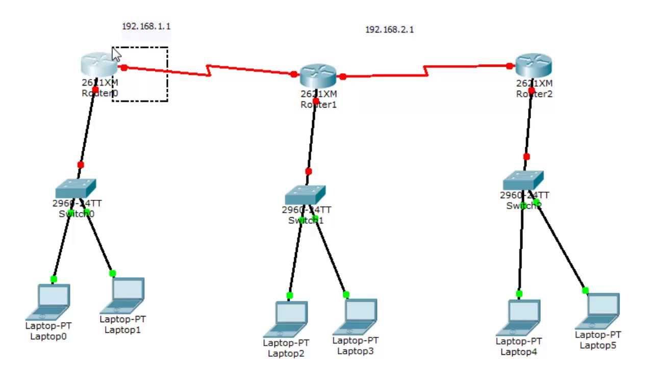 تحميل برنامج packet tracer student