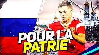 FIFA 19 | CARRIÈRE RUSSIE: POUR LA PATRIE !